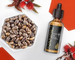 baby nanoil castor oil for hair